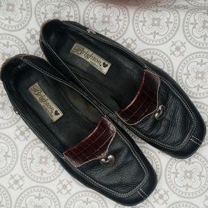 Brighton Ursa Loafers Size 8.5